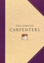 Carpenters The - The Concise Carpenters - Melody Line, Lyrics And Chords