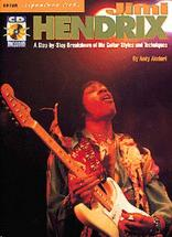 Hendrix Jimi - Signature Licks Guitar + Cd - Guitar Tab