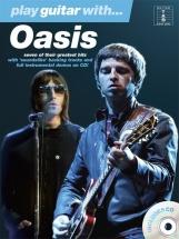 Oasis - Play Guitar With + Cd - Guitar Tab