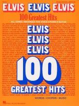 Elvis Elvis Elvis 100 Greatest Hits - Pvg