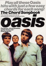 Wilson Jason - The Chord Songbook - Oasis - Lyrics And Chords