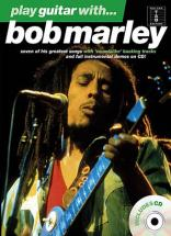 Play Guitar With... Bob Marley + Cd