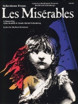 Selections From Les Miserables - Instrumental Solos For Flute - Flute
