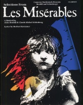 Selections From Les Miserables - Clarinet