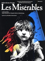 Selections From Les Miserables - Trumpet