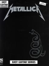 Metallica - Easy Guitar And Vocal - Guitar Tab