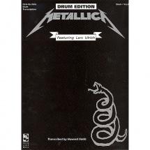 Hetfield Ulr - Metallica - Drum Edition - Includes Drum Setup Diagrams - Drums