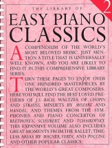 The Library Of Easy Piano Classics 2 - Piano Solo