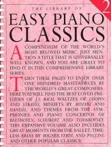 Library Of Easy Piano Classics Vol.2