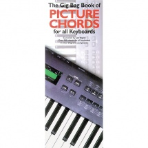 The Gig Bag Book Of Picture Chords For All Keyboards Kbd - Keyboard