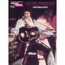 Elvis Presley Anthology - Melody Line, Lyrics And Chords