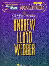 The Best Of Andrew Lloyd Webber - E-z Play Today Volume 261 - Melody Line, Lyrics And Chords