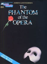 Lloyd Webber - Ez Play Today 251- The Phantom Of The Opera - Melody Line, Lyrics And Chords