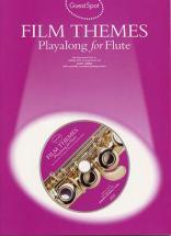Guest Spot - Film Themes + Cd - Flute