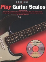 Step One Play Guitar Scales + Cd - Guitar Tab