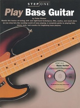 Step One Play Bass Guitar Btab + Cd - Bass Guitar Tab