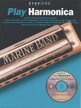 Step One Play Harmonica + Cd - Harmonica