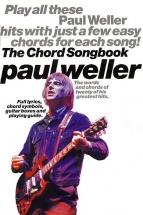 Dick Arthur - The Chord Songbook - Paul Weller - Lyrics And Chords