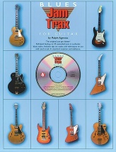 Jam Trax Blues For + Cd - Guitar Tab