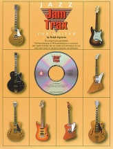 Jam Trax Jazz For + Cd - Guitar Tab