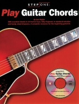 Step One Play Guitar Chords + Cd - Guitar