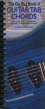 Bridges Mark - Gig Bag Book Of Guitar Tab Chords - Guitar Tab