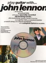 John Lennon - Play Guitar With  Avec Cd