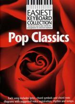 Easiest Keyboard Collection - Pop Classics - Parole Et Accords