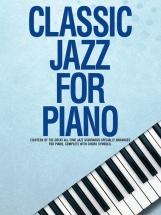 Classic Jazz- Piano Solo