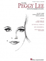 The Peggy Lee Songbook - Pvg