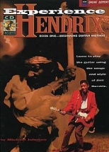 Experience Hendrix Book One Beginning Guitar Method + Cd - Guitar Tab
