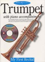 Solo Plus - First Recital Trumpet + Cd