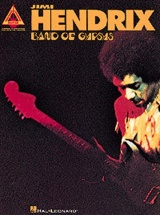 Jimi Hendrix Band Of Gypsys Guitar Recorded Versions - Guitar Tab