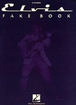 The Elvis Fake - Melody Line, Lyrics And Chords