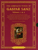 Complete Works Of Gaspar Sanz Bkslpcse - Guitar