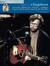 Eric Clapton - Unplugged Guitar Signature Licks + Cd - Guitar Tab