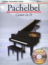 Pachelbel Canon In D + Cd - Piano Solo