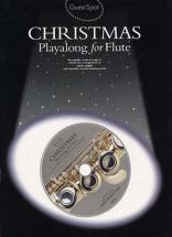 Guest Spot - Christmas + Cd - Flute