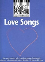 Love Songs - Love Songs - Melody Line, Lyrics And Chords