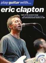 Play Guitar With...  Eric Clapton Vol.1 + Cd