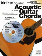 Fast Forward Acoustic Guitar Chords + Cd - Guitar