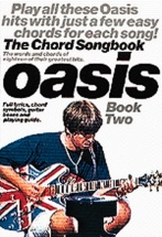 Oasis The Chord Songbook Chords And Lyrics - Book 2 - Lyrics And Chords