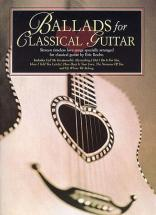 Ballads For Classical Guitar - 16 Love Songs