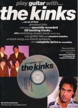 Kinks - Play Guitar With + Cd - Guitar Tab