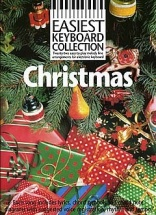 Christmas - Easiest Keyboard Collection - Melody Line, Lyrics And Chords