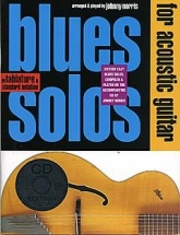 Blues Solos Acoustic Guitar + Cd - Guitar Tab