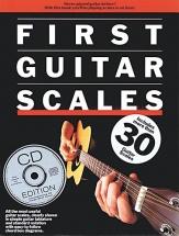 First Guitar Scales + Cd - Guitar Tab