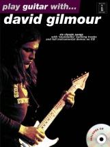 Play Guitar With David Gilmour + Cd