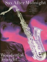 Sax Midnight Wonderful Tonight - Saxophone