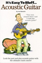 It's Easy To Bluff Acoustic Guitar - Guitar Tab